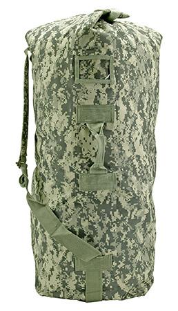 Military Duffle Large - Digital Camo