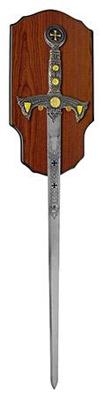 """47"""" Knights of Templar Sword"""