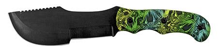 ''11'''' Hunting KNIFE - Snake Camo''