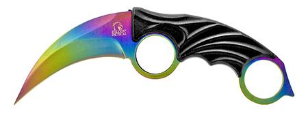 "7.75"" Claw Rip Blade - Titanium"