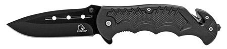 ''4.5'''' Spring Assisted Tactical Folding KNIFE - Black''