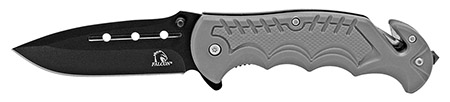 ''4.5'''' Spring Assisted Tactical Folding KNIFE - Silver''