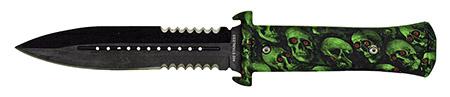 "9.5"" Hunting Knife - Green"