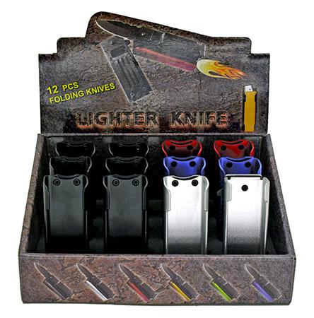 12-pc. LIGHTER Holder Knife Set