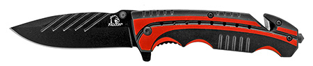 ''4.5'''' Sportsman Folding KNIFE - Black''