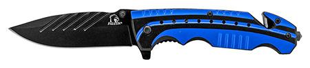 ''4.5'''' Sportsman Folding KNIFE - Blue''