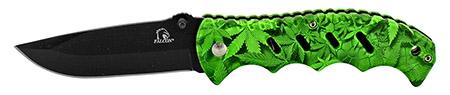 ''4.75'''' Woodsman Finger Grip Pocket KNIFE - Colorado Camo''