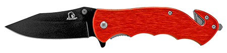 ''4.75'''' Tactical Rescue KNIFE - Red''