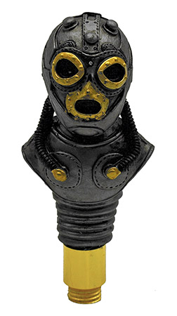 Mask Walking Cane w/ Blade