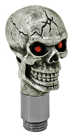 Skull Rider Walking Cane with Blade