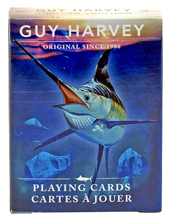 Guy Harvey PLAYING CARDS