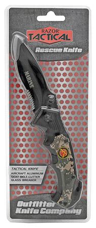 ''4.5'''' Spring Assist Marines Folding KNIFE - Digital Camo''