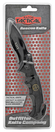 ''4.5'''' Spring Assist Navy Folding KNIFE - Black''