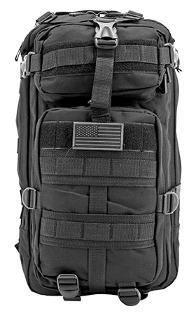 Military Mission Pack - Black