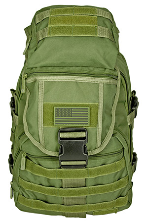 Operative Pack - Olive Green