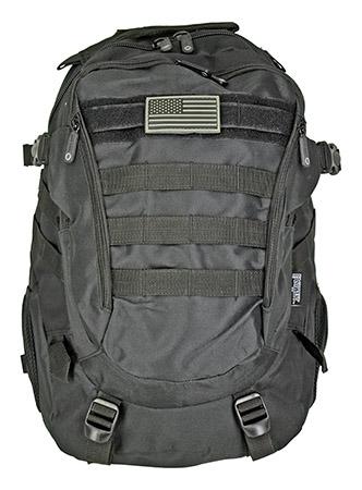 Athletic Backpack - Black