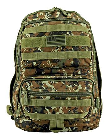 Training Backpack - Green Digital Camo