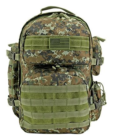 Tactical Elite Pack - Green Digital Camo