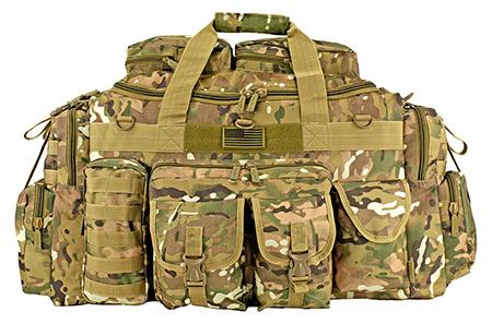 The Tank Duffle Bag - Multicam