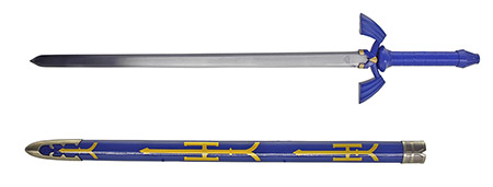 "39"" Fantasy Sword - Blue"