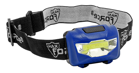 Ultra Bright LED Head Lamp - Assorted Colors