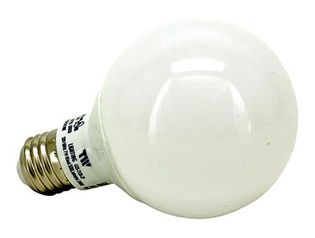 G25 LED Light Bulb - 500 Lumens - 2700k