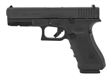 Glock 17 GEN4 .177 Cal. Blowback CO2 BB Handgun - Refurbished