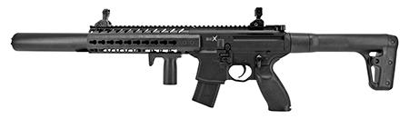 Sig Sauer MCX .177 Cal. Rifle - Black - Refurbished