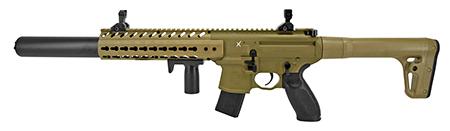 Sig Sauer MCX .177 Cal. Rifle - Desert Tan - Refurbished