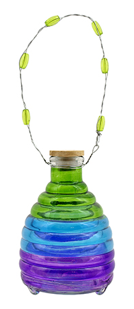Pesticide Free Glass Bug, Insect, and Fly Trap - Assorted Colors