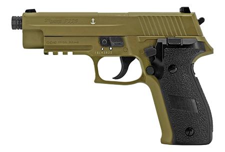 Sig Sauer P226 .177 Cal. Handgun - Desert Tan - Spring Powered