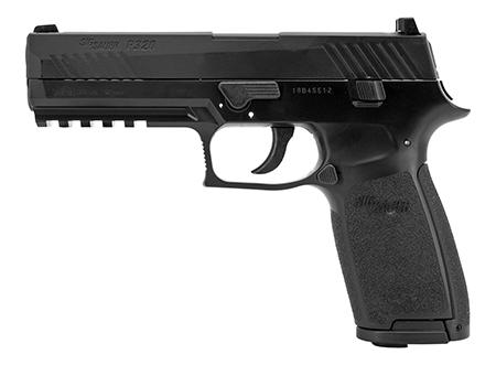 Sig Sauer P320 Pellet CO2 Pistol - Black - Refurbished