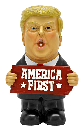''9.25'''' Make US Great - Trump FIGURINE''