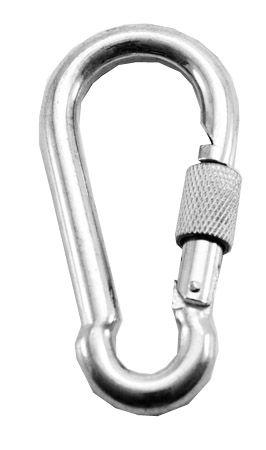 "50 - pc. 3/8"" Safety Spring Link"