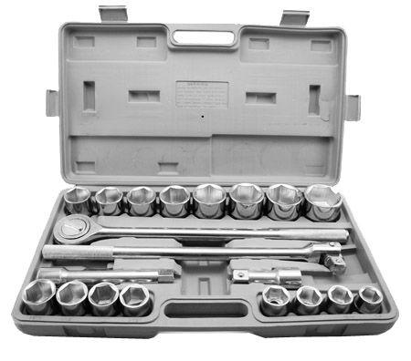 """21-pc. 3/4"""" Drive Socket Set - SAE"""