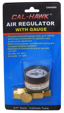 Air Regulator with Gauge