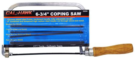 """6-3/4"""" Coping Saw"""