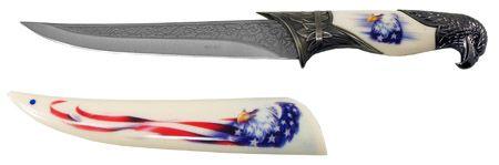 "8"" Eagle Knife - White"