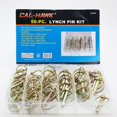 50-pc. Lynch Pin Kit