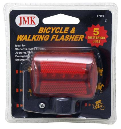 Bicycle & Walking Flasher