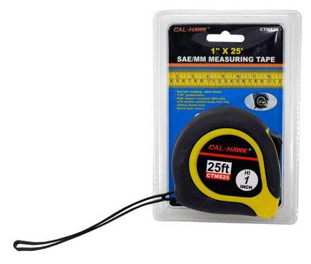 "25' x 1"" Tape Measure"