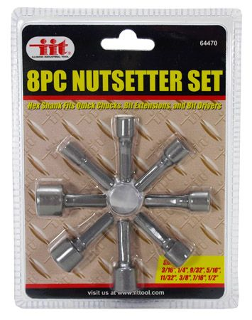 8-pc. Nutsetter Set