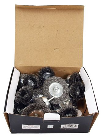 20-pc. Wire Wheel Brushes