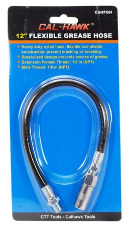 "12"" Flexible Grease Hose"