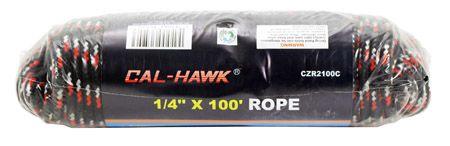 "1/4"" x 100' Rope"