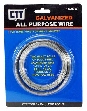 Galvanized All Purpose Wire