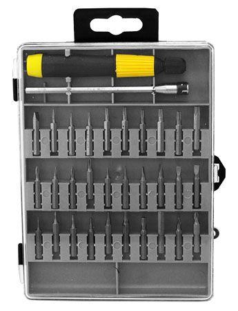 30-in-1 Precision Screwdriver Set