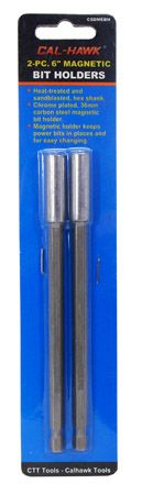 "2-pc. 6"" Magnetic Bit Holders"