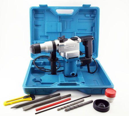 ''1'''' Hammer DRILL Kit''