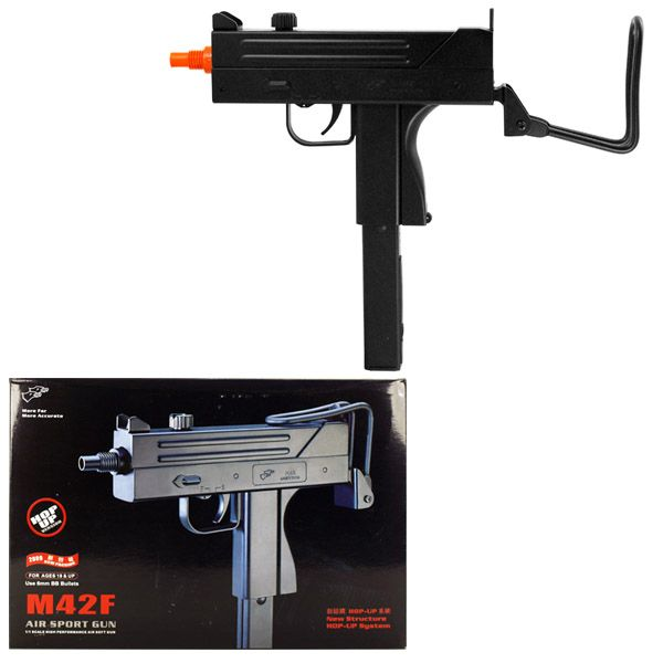 M42F Spring Airsoft Uzi Gun